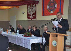Miniaturka: Zjazd Oddziału Gminnego Związku OSP RP w Konopnicy